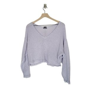 Urban Outfitters Out from Under Crop Top Lavender